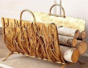 Подставка с дровами