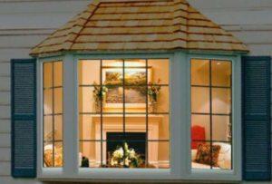 Раскладка конструктивного окна