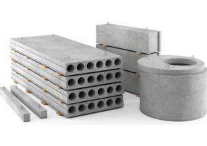 Что делают из бетона