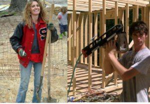 Сами строят дом