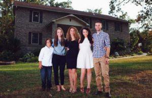 Семья из Арканзаса
