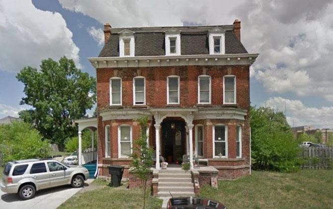 особняк за 1 миллион долларов- капитальный ремонт