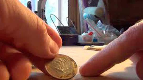 Реставрация старинных монет
