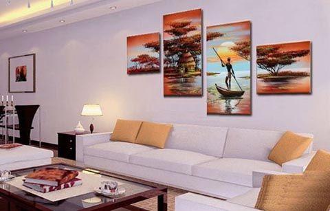 картины в доме для уюта