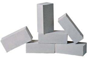 Внешний вид силикатного кирпича