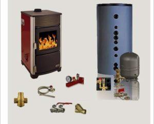Система на твердом топливе