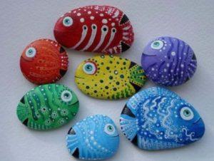 Рыбы-камни