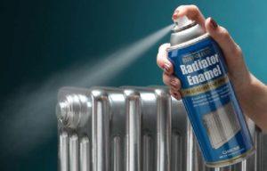 Серебрянка для батареи