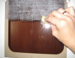 Паста для матовости стекла
