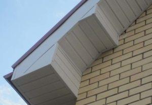 Крыша подшита