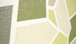 Пастельные тона в мозаичной штукатурке