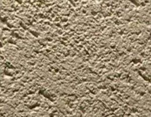 Штукатурка Диамант на стене