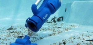 Автоматическая чистка бассейна