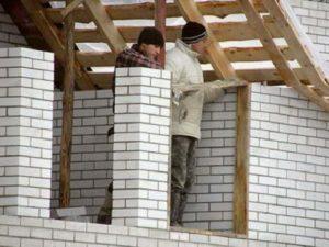 Силикатный кирпич в строительстве