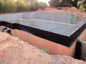 Маты для гидроизоляции