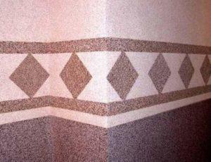 Мозаика барамиксом