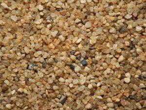 Крупинки песка