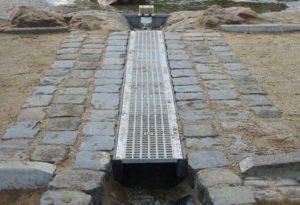 Внешний вид ливневой канализации