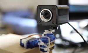 Простая камера для наблюдения