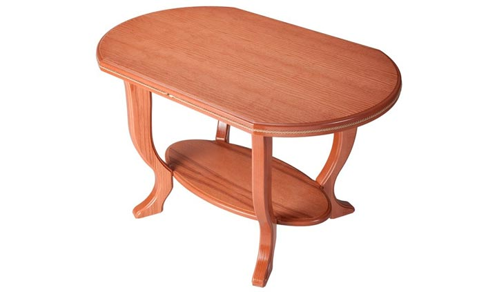 Светлый орех и мебель