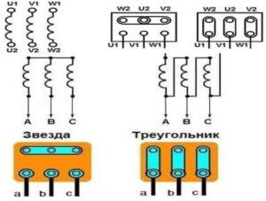 Схема электроцепи