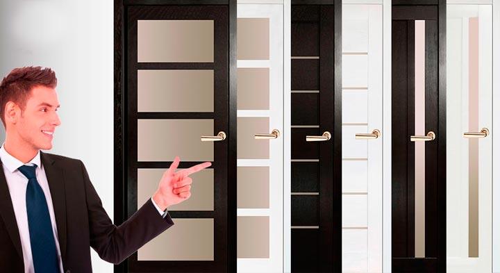 Выбор двери с учетом размеров проема