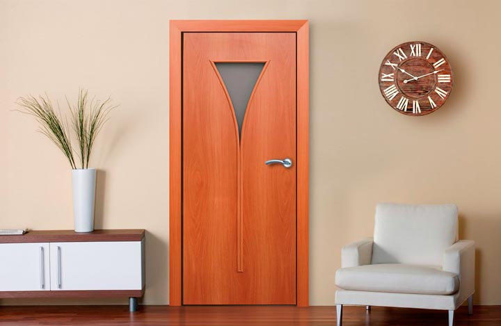 Замер межкомнатной двери