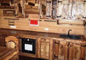 Дизайн старинной кухни