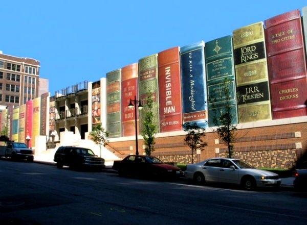 как построить дом в виде книги