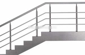 Модель лестничных перил