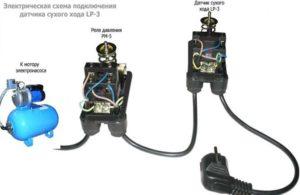 Схема установки РДМ5