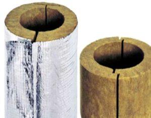Для уличного утепления водопроводной трубы, в том числе и подземных, можно такими материалами: