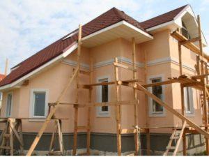 Как сделать фасад дома своими руками: фото видео