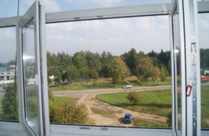 Штульповые пластиковые окна: особенности конструкции, преимущества