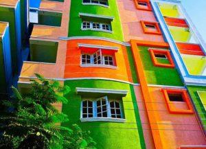 Креативные фасады