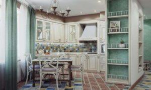 Кухня а ля прованс