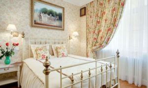 Спальня а ля прованс