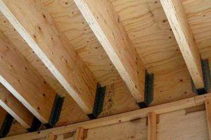Чердачное перекрытие может быть установлено в качество элемента крыши