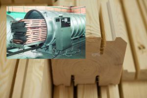 Данный пиломатериал имеет отличительную особенность от обычного строганного дерева