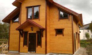 Дома из клееного бруса – отзывы, примеры, достоинства и недостатки