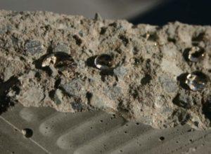 Раствор на бетоне