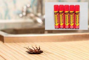 Тараканы на кухне дохнут сами