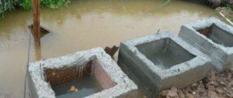 Септик для дачи с высокими грунтовыми водами – установка, достоинства