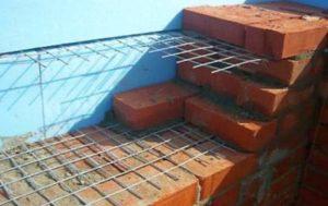 Армированный пояс – это конструкция монолитного типа