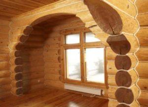История домостроения из лиственницы