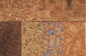 Разновидности пробкового покрытия стен