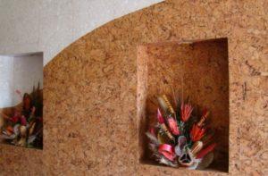 Пробка на стену – отделка стен, подбор клея, достоинств и недостатки