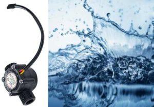 чувствительные элементы смогут зафиксировать попадание воды