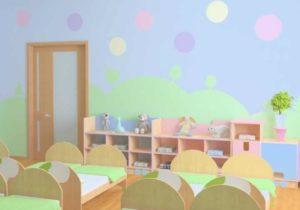 Обои для детских комнат обязательно должны быть сделаны из гипоаллергенных материалов