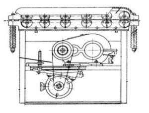 Конструкция в целом состоит из трех частей